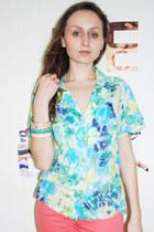 Aquamarine-adini-blouse