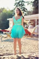Zara shoes - asos dress