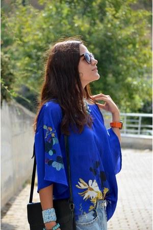 Zara jeans - Zara shirt - İpekyol heels