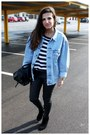 Zara-boots-levis-jacket-zara-leggings-zara-bag-h-m-jumper