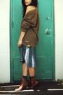 Ralph-lauren-boots-urban-outfitters-top-skirt
