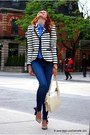 Skinny-jeans-7-for-all-mankind-jeans-stripe-juicy-couture-blazer