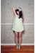 Green-alexandra-grecco-dress-white-accessories-beige-shoes