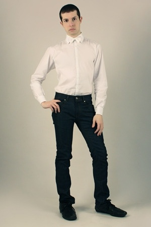 Misaky shirt - Harajuku Tokyo tie - Zara pants