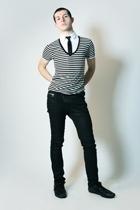 Npfeel t-shirt - Npfeel tie - Zara pants
