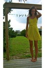 Yellow-old-navy-dress