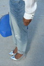 Acid-wash-levis-jeans-silver-silver-justfab-pumps