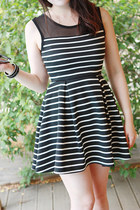 striped dress dress