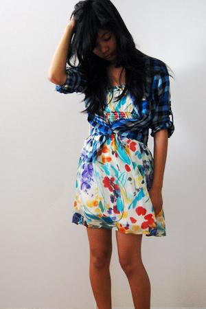 shirt - dress