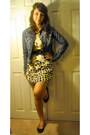 Lazerade-by-veda-dress-denim-jacket-rickis-jacket