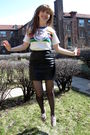 Black-vintage-skirt-white-vintage-blouse-black-target-stockings-beige-keds