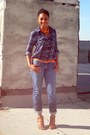 Seven-for-all-mankind-jeans-plaid-old-navy-shirt