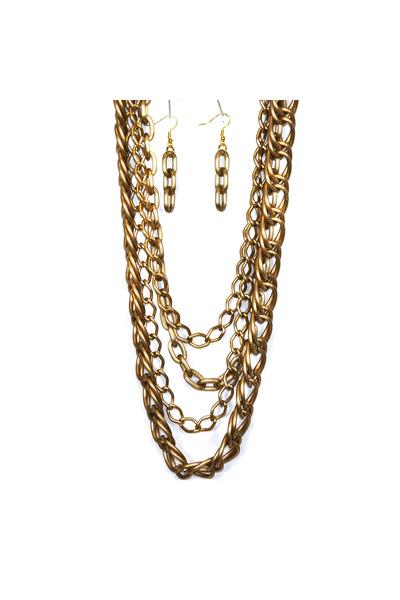 bronze AbsoluteAccessorycom necklace