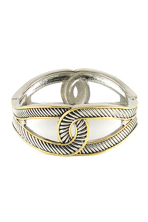 silver silver gold AbsoluteAccessorycom bracelet