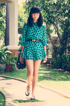 polka dots La delle clothing dress