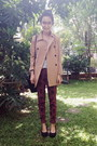Cloth-inc-coat-celine-bag-zara-pants