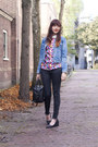 Levis-jacket-topshop-sweater-topshop-bag-cheap-monday-pumps