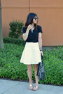 Foley-corinna-bag-black-random-t-shirt-white-banana-republic-skirt