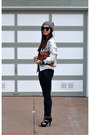 Forever-21-jeans-beanie-h-m-hat-asian-inspired-zara-jacket