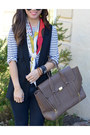 Stripe-h-m-shirt-forever-21-jeans-31-phillip-lim-x-target-scarf