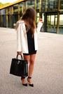 Zara-dress-pull-bear-blazer-michael-kors-bag-zara-heels