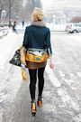 Maroon-moschino-jacket-m-kors-boots-moschino-scarf-moschino-blouse