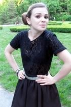 t-shirt - skirt