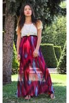 batik skirt Zoe Phobic skirt