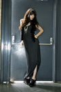 Black-city-of-dolls-dress-black-jeffrey-campbell-shoes