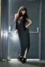 Black-city-of-dolls-dress-black-jeffrey-campbell-shoes