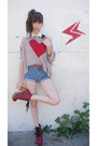 Red-jeffrey-campbell-boots-pink-number-a-sweater-blue-mink-pink-shorts