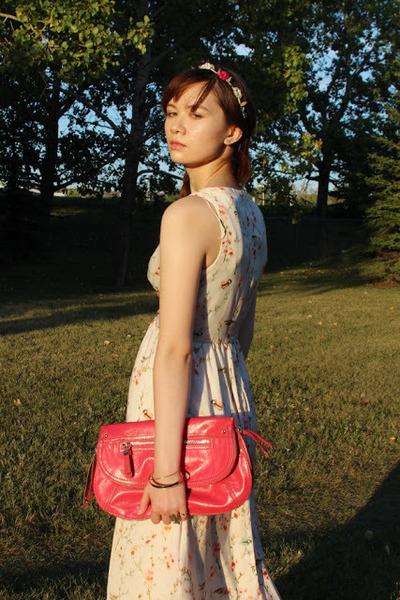 Zara dress - Nine West purse