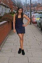 Topshop dress - koi wedges