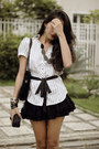 Black-santa-lolla-bag-white-zara-blouse-black-lace-dress-to-skirt