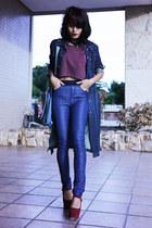 Choies pants - Sheinside heels
