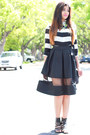 Black-forever-21-shoes-white-forever-21-shirt-black-express-skirt