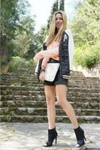 H&M boots - Pull & Bear cardigan