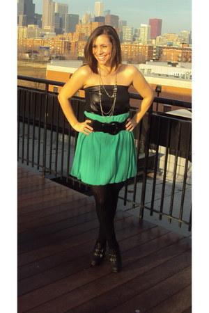 is a dress skirt - pleather skirt top