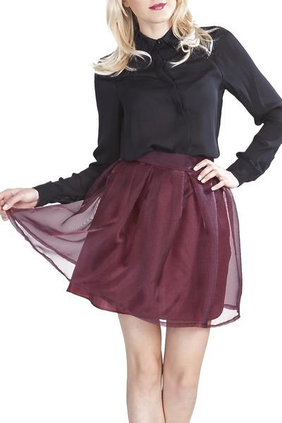 crimson Alyssa Nicole skirt