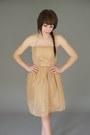 Gold-organza-pleated-alyssa-nicole-dress