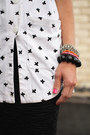 Black-call-it-spring-shoes-white-shirt-black-bag-black-skirt