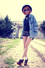 Bronze-jeffrey-campbell-wedges-black-vintage-hat-mustard-oasap-necklace