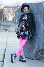 Bubble-gum-asos-boots-black-poppop-dress
