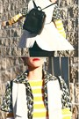 Black-backpack-chictopia-shop-bag-yellow-lefties-sweater