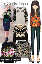 Sweaters: All The Sweaters Youll Ever Need For The Rest Of 2012