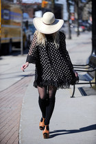 Jessica Simpson heels - jovovich-hawk for target dress