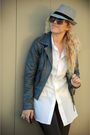 Gray-bdg-hat-gray-for-joseph-jacket-black-aldo-shoes-brown-marc-by-marc-ja