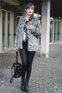 Heather-gray-h-m-coat-black-review-leggings-black-chicwish-bag