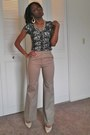 Charlotte-russe-shirt-elle-heels-h-m-pants-casio-illuminator-watch