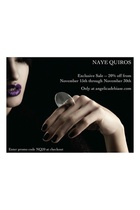 Naye Quiros accessories